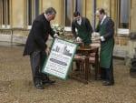 Open House for Charity - Downton Abbey Season 6 Episode 6
