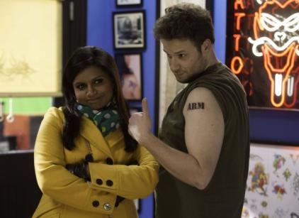 Watch The Mindy Project Season 1 Episode 16 Online