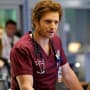 Dude from Chicago Med Season 3 Episode 12