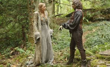 Once Upon a Time Season 5 Episode 1 Review: The Dark Swan