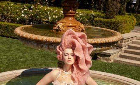 Khrystyana (First Photo Shoot) - America's Next Top Model Season 24 Episode 1