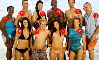 Cast of Survivor Micronesia: The Favorites