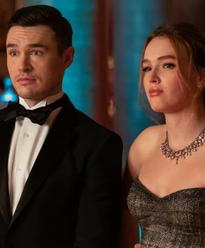 The Happy Couple? - Dynasty Season 4 Episode 7
