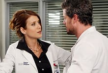 Kate Walsh and Eric Dane