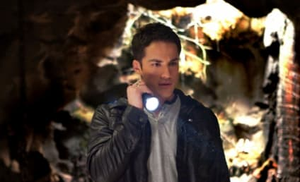 Michael Trevino Interview: We Can Trust Jules...