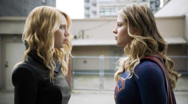 A New Villain - Supergirl