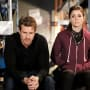 Rachel and Jeremy sit in grip truck - Close up - UnREAL Season 3 Episode 9