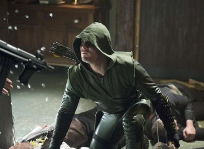 Watch Arrow Season 1 Episode 21 Online