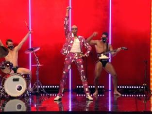 Rock Out! - RuPaul's Drag Race