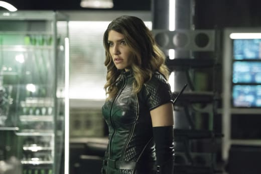 Who Pissed Off The Canary - Arrow Season 6 Episode 9