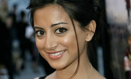 Noureen Dewulf Dishes on 90210 Role