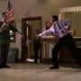 Fencing - Buffy the Vampire Slayer Season 3 Episode 21