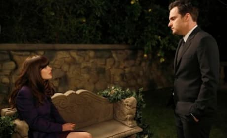 Nick and Jess Scene