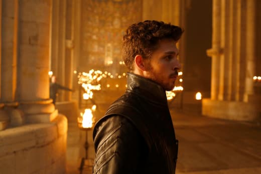 Benvolio in the Church - Still Star-Crossed Season 1 Episode 1