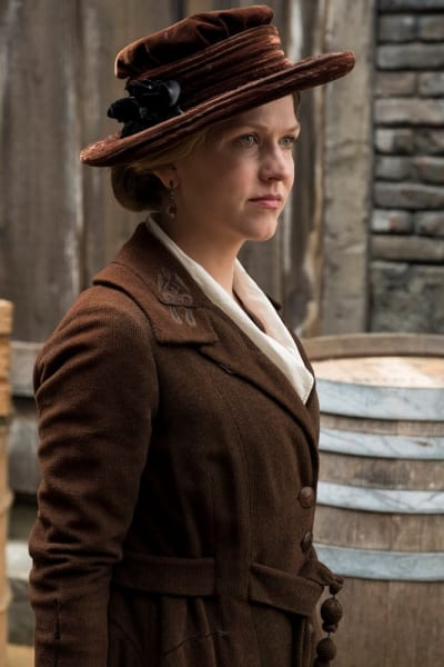 Suffragette Sleeper - Timeless Season 2 Episode 7