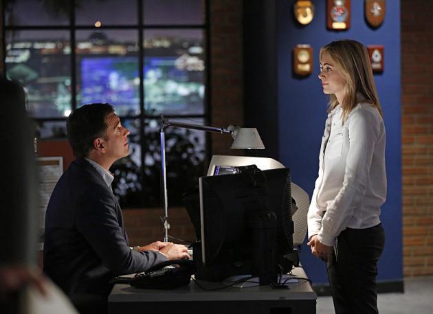 ncis season 12 episode 8 review  semper fortis