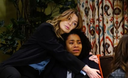 TV Ratings Report: Grey's Anatomy Hits Series Low