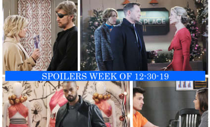 Days of Our Lives Spoilers Week of 12-30-19: A Dramatic New Year