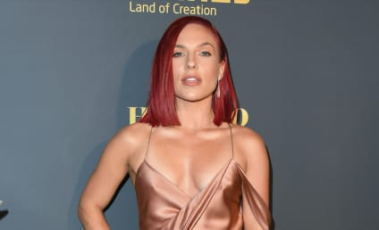 Dancing With the Stars: Sharna Burgess is 'Grateful' to Return After Getting Cut in 2019