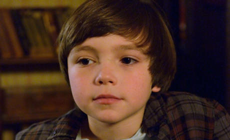 Ben Hyland as Zach Goodweather - The Strain Season 1 Episode 9