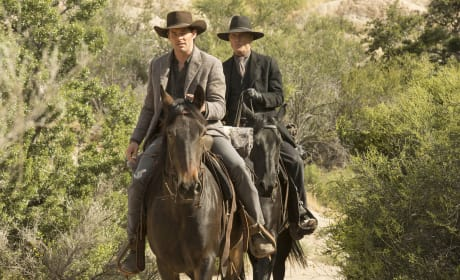 Revealing Day - Westworld Season 1 Episode 8