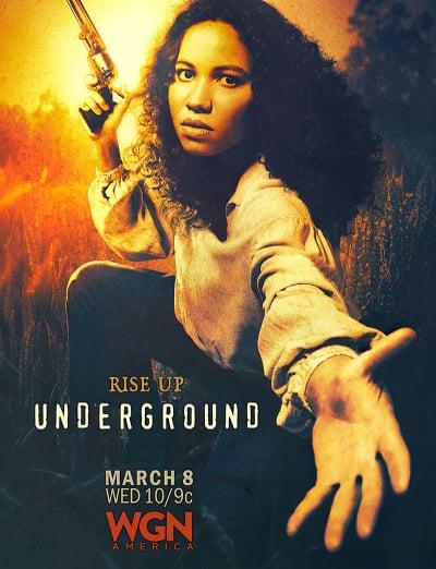Rosalee - Underground
