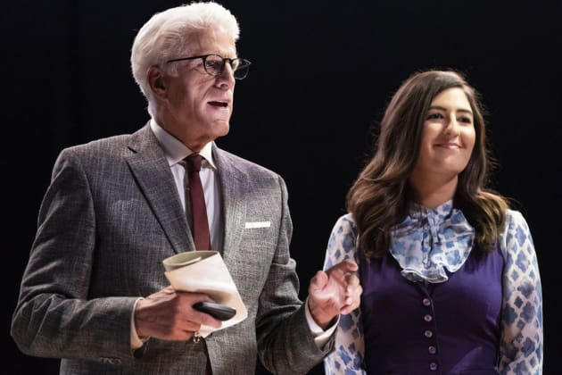 Michael and Janet - Season 3 - The Good Place