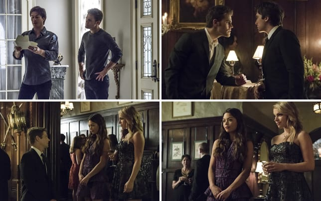 An invitation from the vampire diaries s7e6