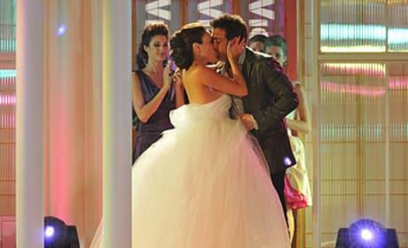 Victory Kisses Rodrigo