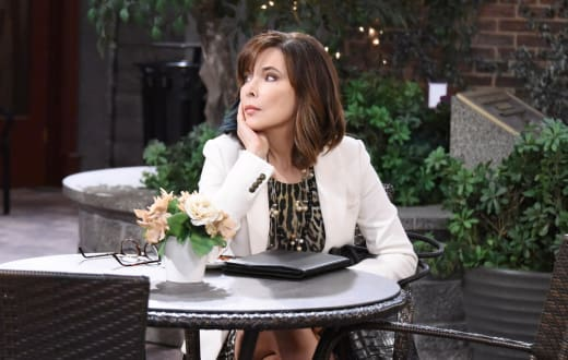 Kate Roberts Contemplates What's Next - Days of Our Lives