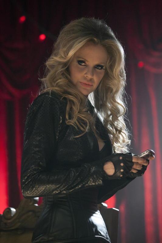 Kristin Bauer van Straten as Pam on True Blood