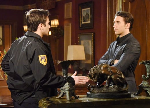 JJ and Chad - Days of Our Lives