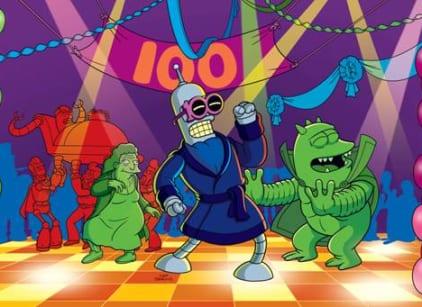 Watch Futurama Season 7 Episode 12 Online