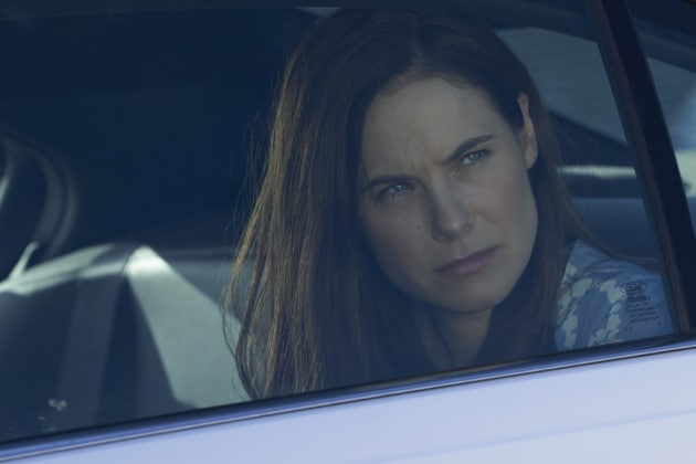 Taking the Back Seat - Mary Kills People Season 2 Episode 6