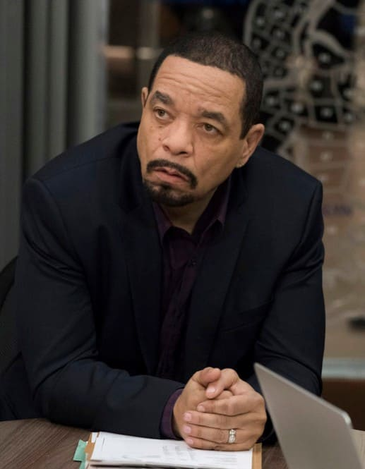 Ice-T as Odafin Tutuola - Law & Order: SVU Season 20 Episode 11