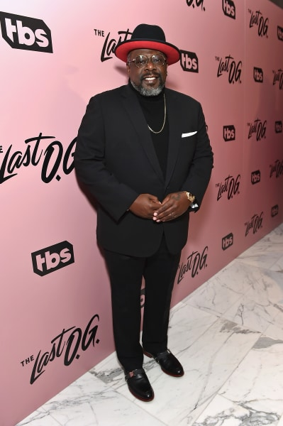 Cedric the Entertainer Attends Premiere