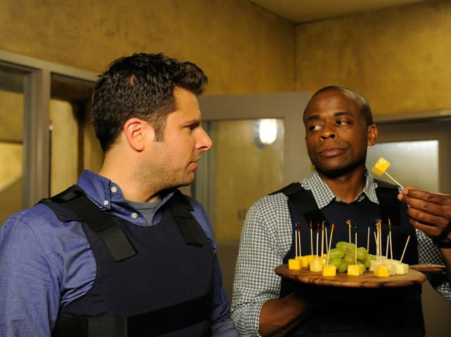 Gus and Shawn (Psych)