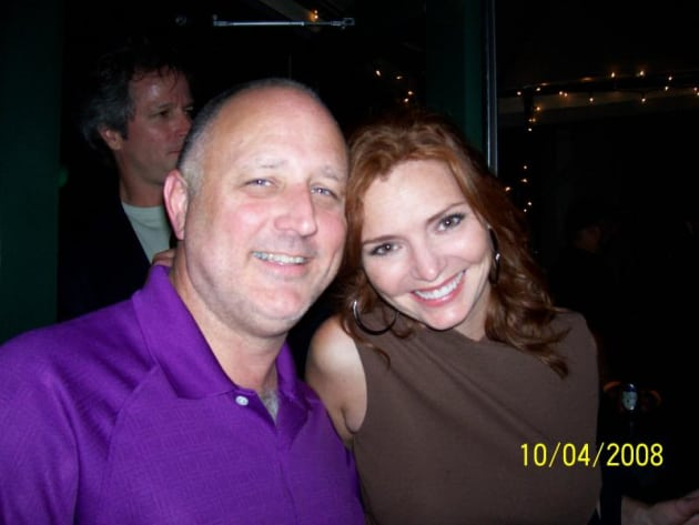Army Wives Season Finale Party Photo #1