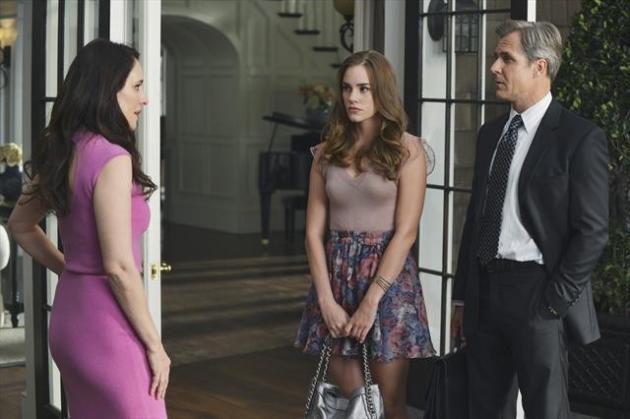 Charlotte, Victoria and Conrad