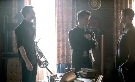 Two Brothers & Lucien - The Originals Season 3 Episode 16