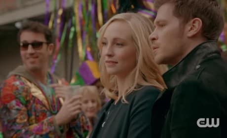 The Originals Deleted Scene is a Gift for Klaroline Fans