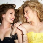 Two Gossip Girls