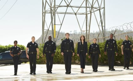 8 Captivating Cast Members of ABC's The Rookie