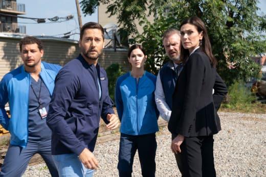 A New Grant  - New Amsterdam Season 4 Episode 4