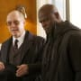 Dembe looks pissed - The Blacklist Season 4 Episode 19