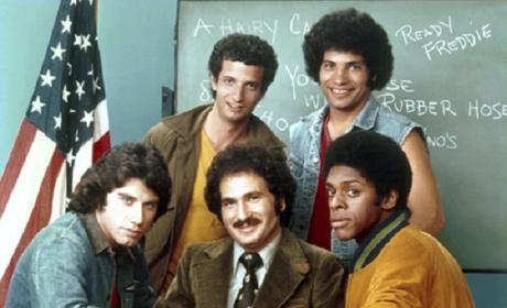 High School - Welcome Back Kotter