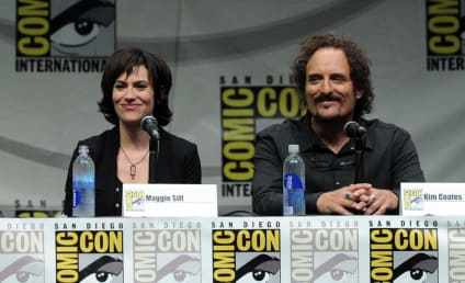 Sons of Anarchy at Comic-Con: New Vice President... New Jax Teller?