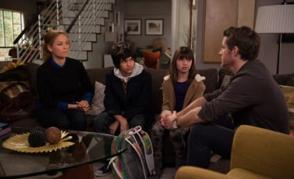 Parenthood Review: Bandaids and Heart Attacks