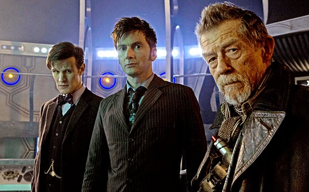 watch doctor who the day of the doctor online free