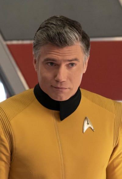 Q&A: Captain Pike - Star Trek: Discovery